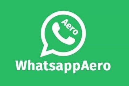 Download WhatsApp Aero Terbaru 2021 [Anti Banned]