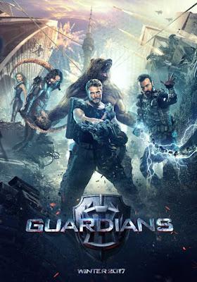 Filme Poster Os Guardiões
