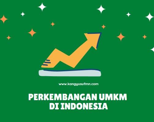 Perkembangan UMKM di Indonesia