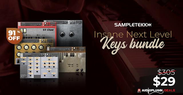 Next Level Keys Bundle by Sampletekk