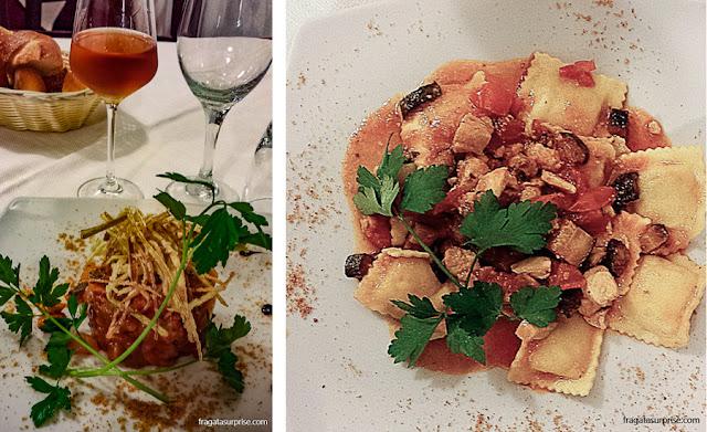 Restaurante La Cambusa, Palermo, Sicília