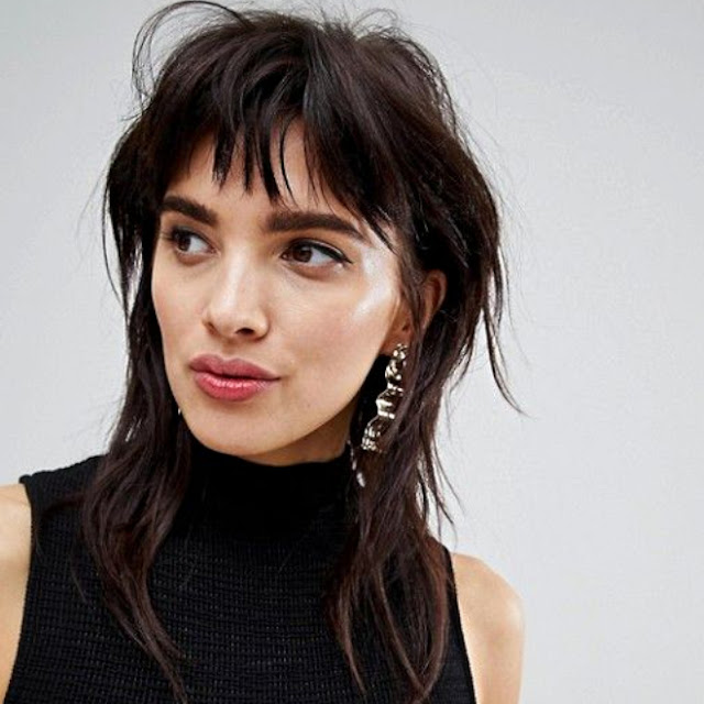 Hair Trend Alert: 10 Mullet Haircuts For Women To Try Right Now by Liz Breygel on Janaury Girl