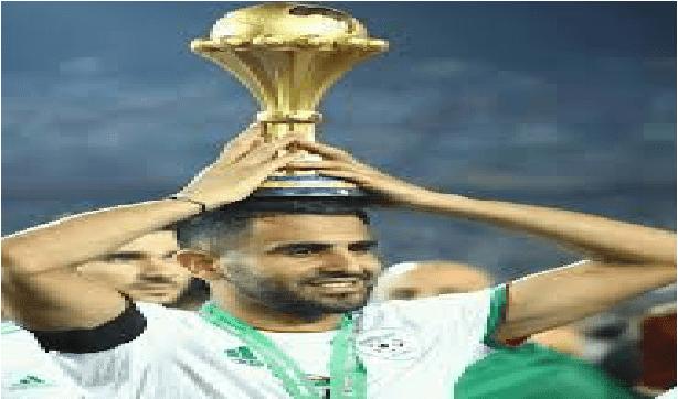 رياض محرز لفرنس فوتبول اخذت بثأري في مصر
