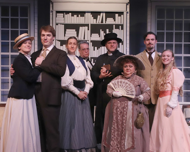 """441daa083f7a nj arts maven: REVIEW: SLOW PACE BLUNTS COMEDY OF """"THE IMPORTANCE OF BEING  EARNEST"""" IN CHATHAM"""