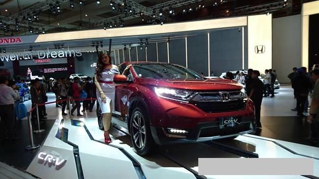 Harga All New CRV Pekanbaru Riau, Kredit All New CRV Pekanbaru Riau
