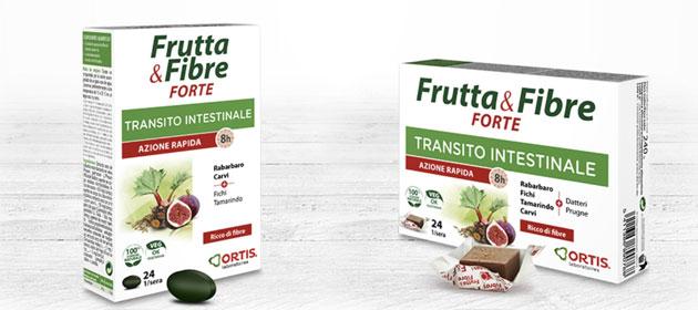 richiedi un campione di frutta e fibre