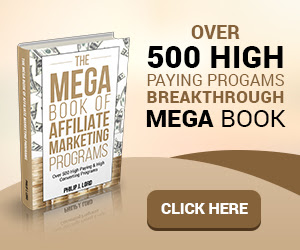 MegaBook of High Paying Affiliate Programs