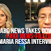 ABC News Australia takes down Maria Ressa interview after being caught lying