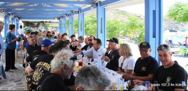 Επίσκεψη του βουλευτή Α΄ Πειραιά και Νήσων, Νίκου Μανωλάκου στα Κύθηρα