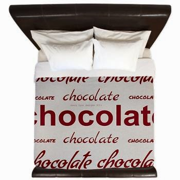 Silver Celebrate Chocolate King Duvet