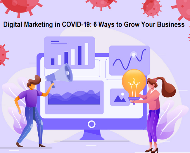 Digital Marketing in COVID-19