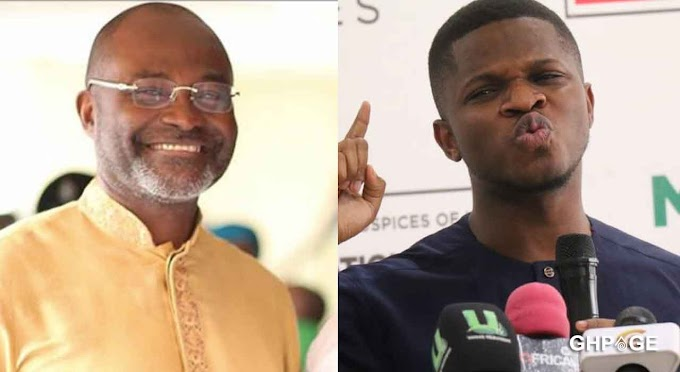 Sammy Gyamfi files complaint against Kennedy Agyapong for 'chasing after' his life