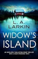 Widow's Island by LA Larkin book cover
