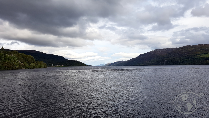 jezioro szkocja