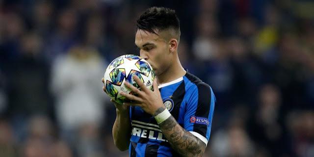 Barcelona Idamkan Lautaro Martinez, Inter Milan Katakan Tidak