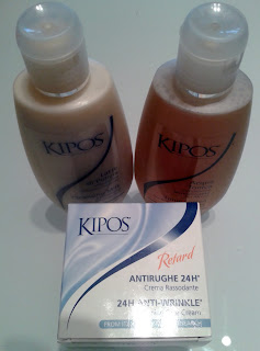 Kipos Toner & Cleansing Milk, All About Beauty Box