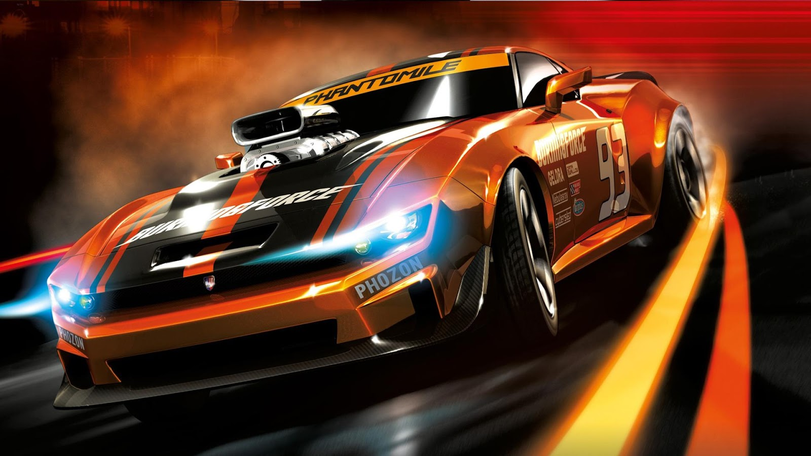 3D Cars Wallpapers HD 9 Size U003d 1600 X 900