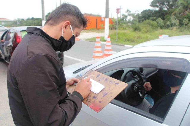 Para dinamizar o acesso na  Ilha Comprida, administração da barreira anuncia novos sentidos de direção na entrada, na marginal Candapuí
