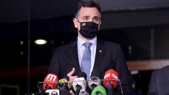pacheco rejeita pedido bolsonaro impeachment moraes