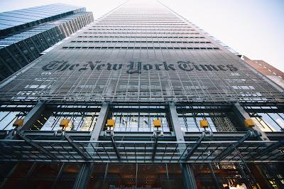 New York Times-sede-Renzo Piano-America-architettura