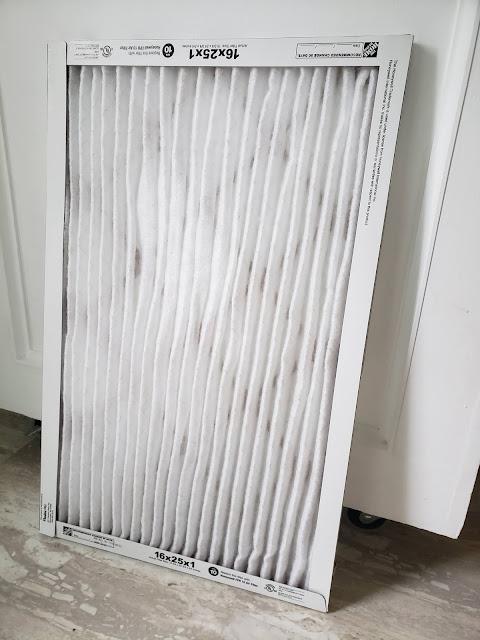 Fpr10 heater filter