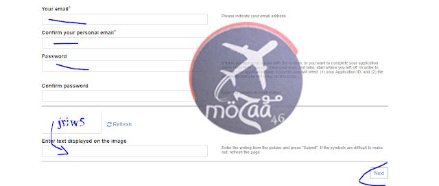 تأشيرة روسيا او فيزا روسيا الالكترونية مجانا لكل دول العربية + كيفية التسجيل