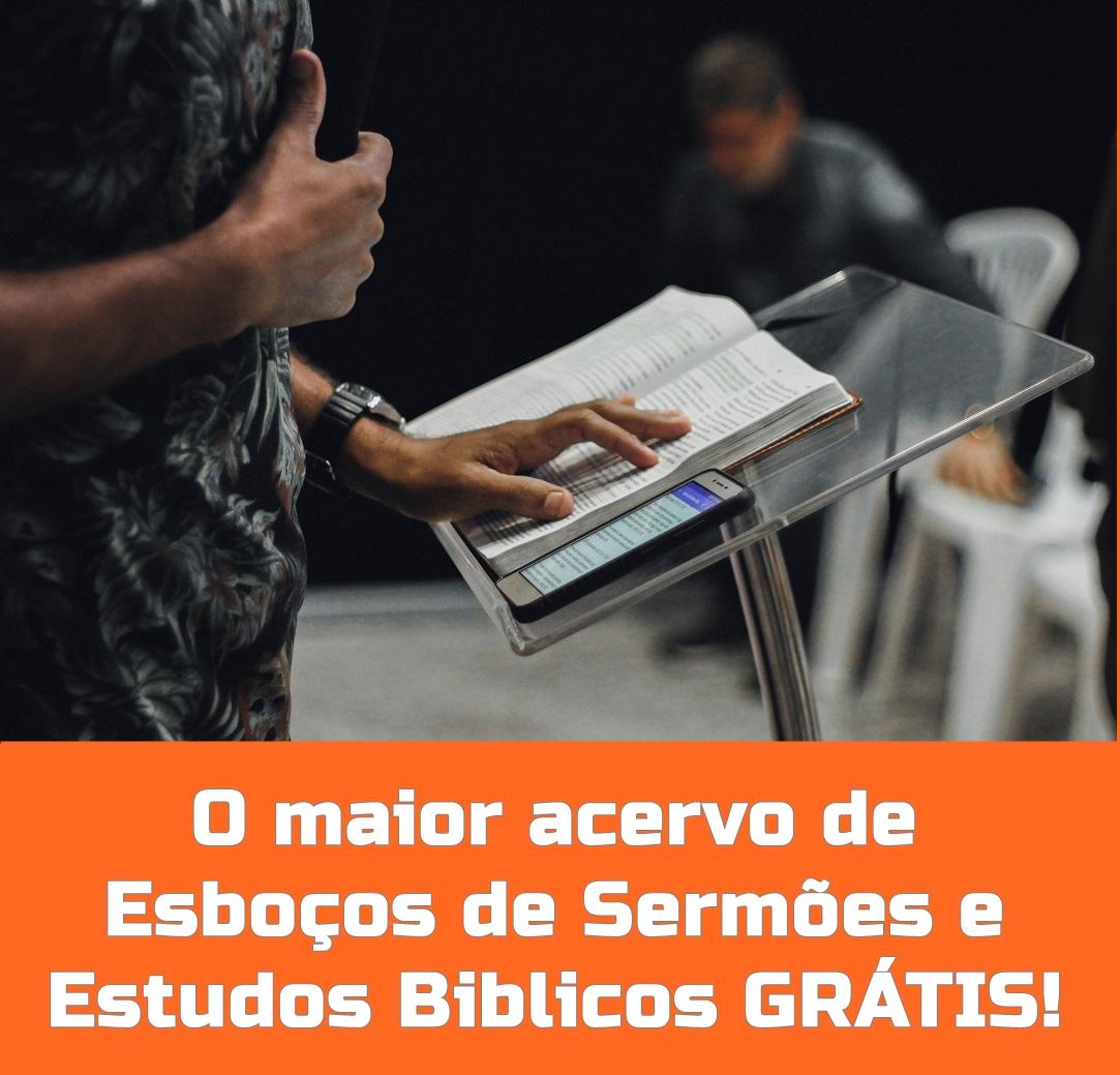 900 Esboços Bíblicos de Pregação