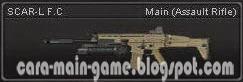 Senjata Point Blank SCAR-L F.C