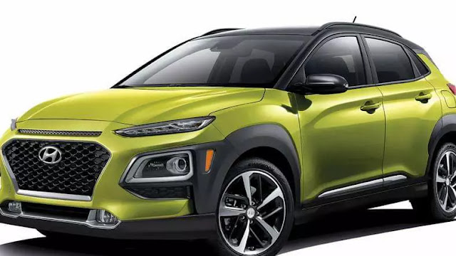 Hyundai Kona price in India - Images , Mileage , Colours and First Drive review- Teamstechnology