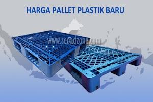 Harga Pallet Plastik Terbaru Terlengkap: Update