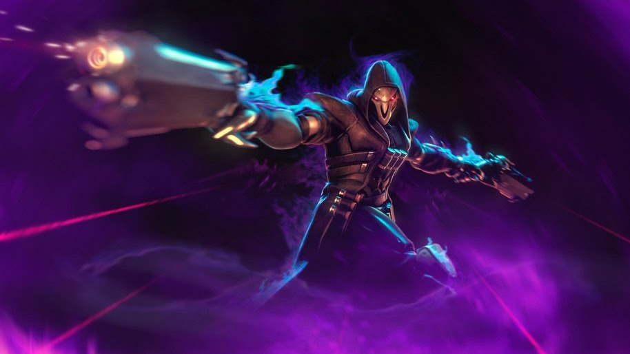 Reaper Overwatch 4k Wallpaper 108