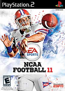 NCAA Football 11 PS2 ISO (Ntsc) (MG-MF)