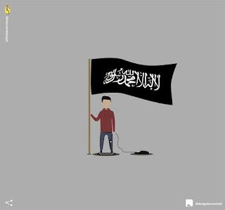 bendera kalimat laa ilaaha illallah