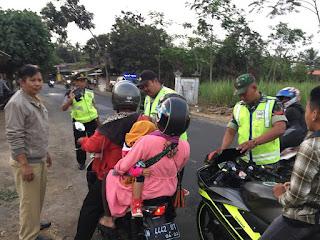 Operasi Besar-Besaran Dilakukan Polres Lumajang Pasca Kasus Begal