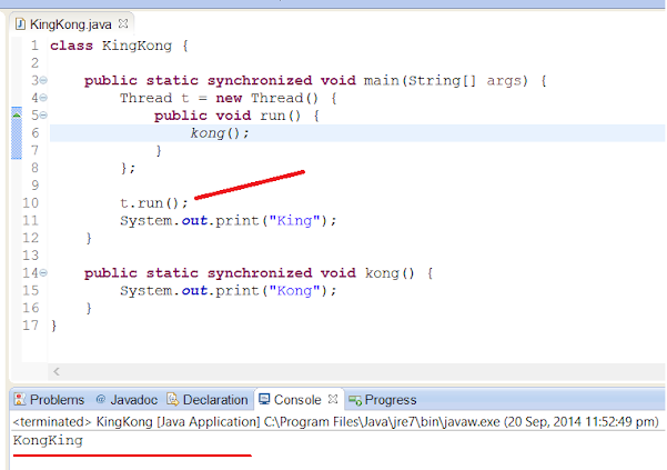 Common Java Multi-threading Mistakes