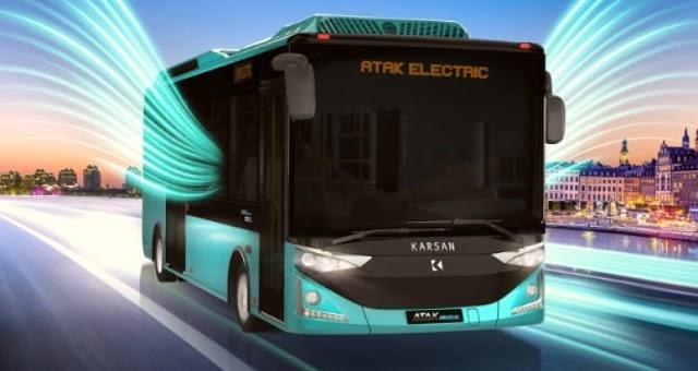 Karsan Otonom Elektrikli Aracını Tanıttı