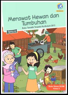 download gratis buku tematik kelas 2 tema 6