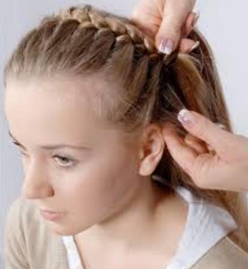 Haar Frisuren Hochsteckfrisur Lange Haare Anleitung