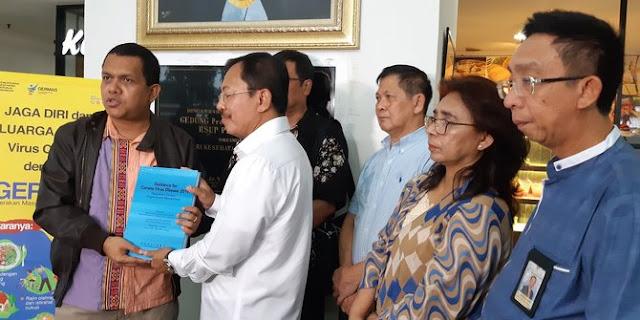 Berikan Buku Panduan, DPR ingin Pemerintah Tiru China Tangani Corona