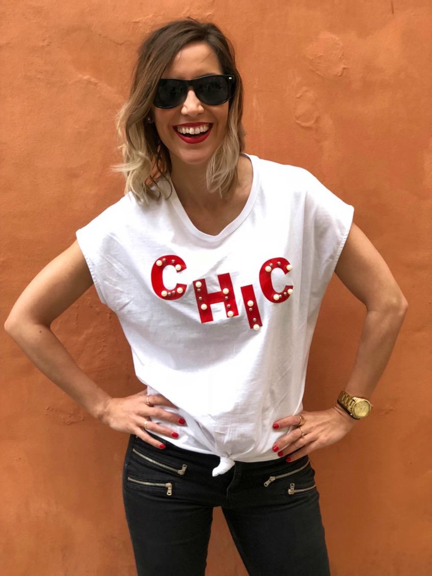 Fitness And Chicness-Vestido Camiseta Chic Vestido y Tacon-6