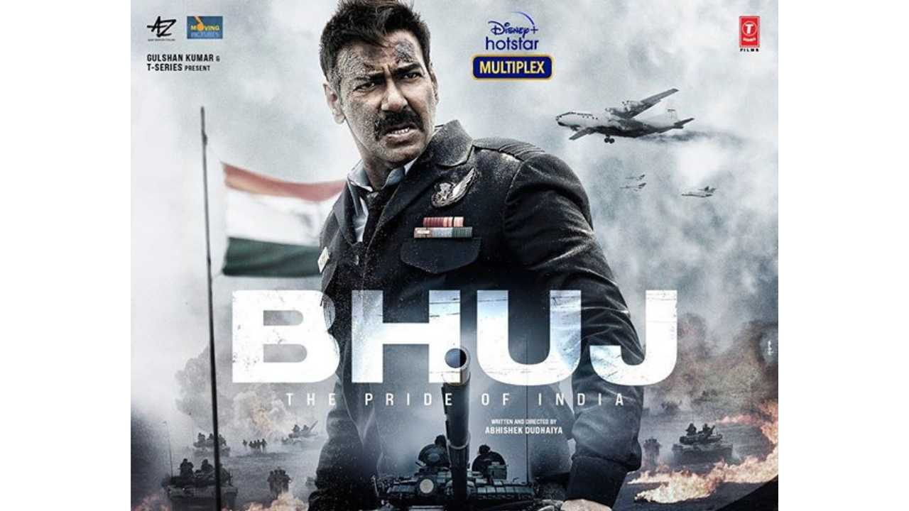 Actor Ajay Devgn, Sanjay Dutt, Sharad Kelkar and Ammy Virk to be schedule to shoot intense action scenes for Bhuj: The Pride of India