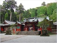 ศาลเจ้าฮาโกเน่ (Hakone Shrine)