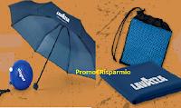 """Nims e Lavazza concorso """"Scatta la tua pausa caffè"""" : vinci gratis asciugamani, ombrelli, e poncho"""