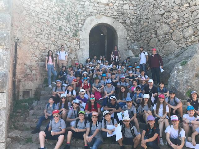 Η Ελληνογαλλική σχολή JEANNE D΄ARC στο Ναύπλιο