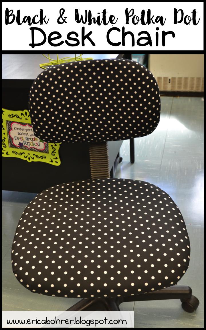 Black And White Polka Dot Classroom Decor Ideas