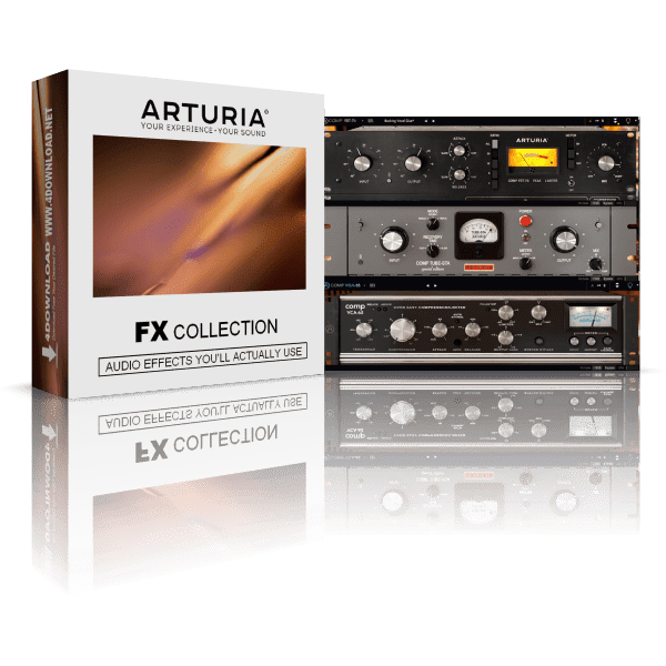 Arturia FX Collection 2020.5 Full version