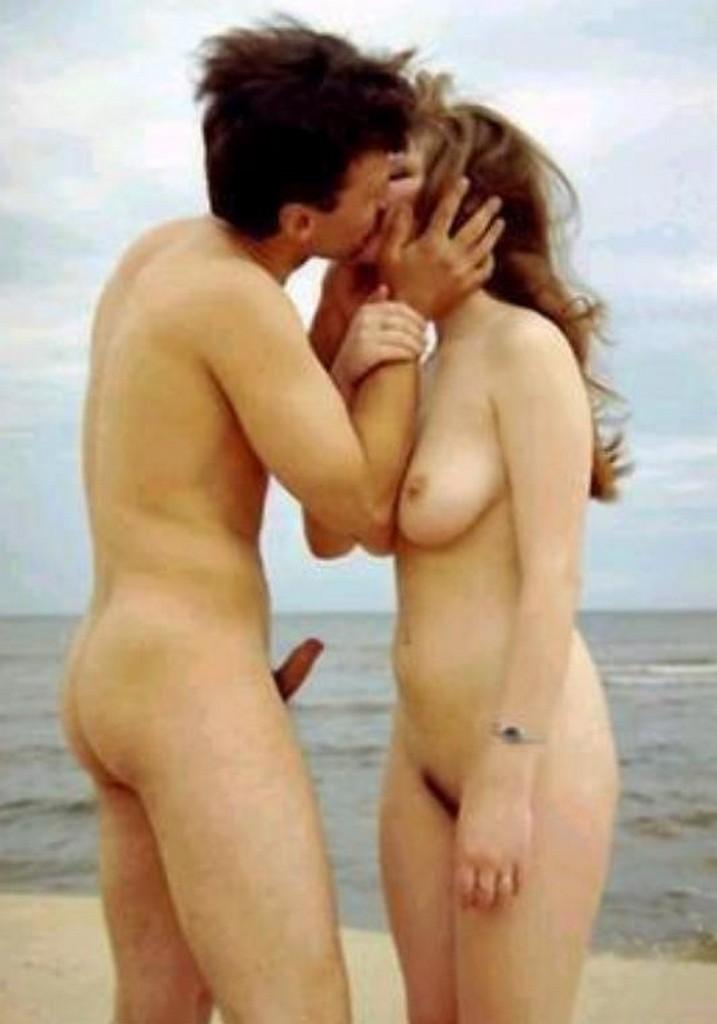 Photos of nudist couples