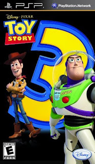 TOY STORY 3: THE VIDEO GAME ISO CSO PPSSPP Android