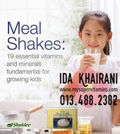 minuman berkhasiat untuk anak