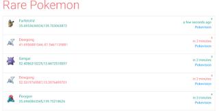 Download PokeSniper untuk Trik bermain Pokemon Go